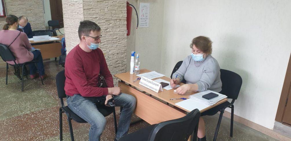Юристы КРО АЮР в составе мобильной приемной Губернатора края посетили Сухобузимский район