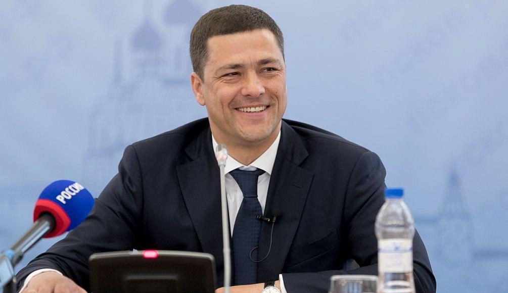Поздравляем Михаила Ведерникова с днем рождения!