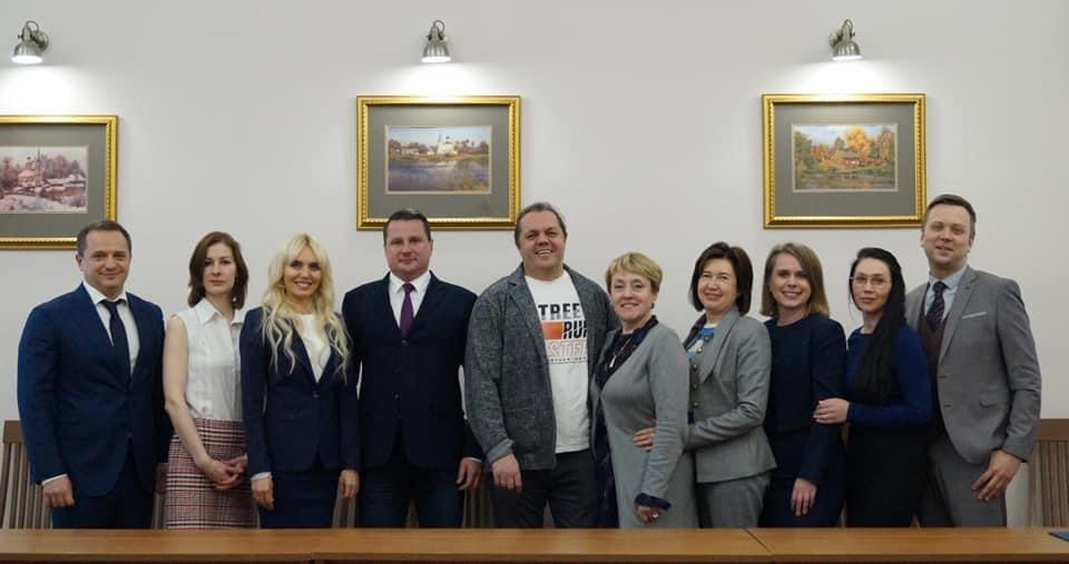 Состоялась рабочая встреча представителей Ивановского и Ярославского реготделений АЮР