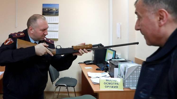 Ужесточение затронет все аспекты владения оружием