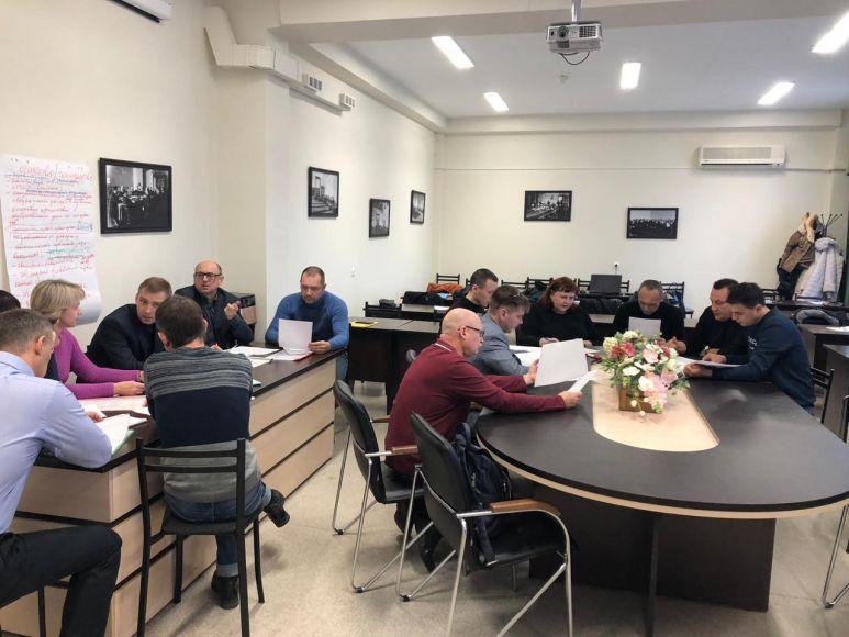 В Томске стартовала программа повышения квалификации