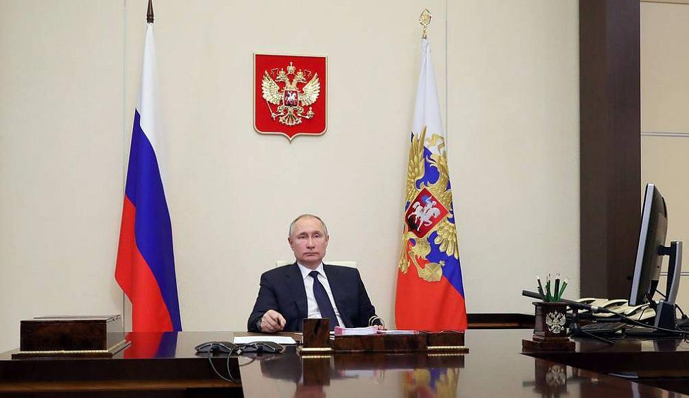 Владимир Путин призвал российский бизнес инвестировать в России