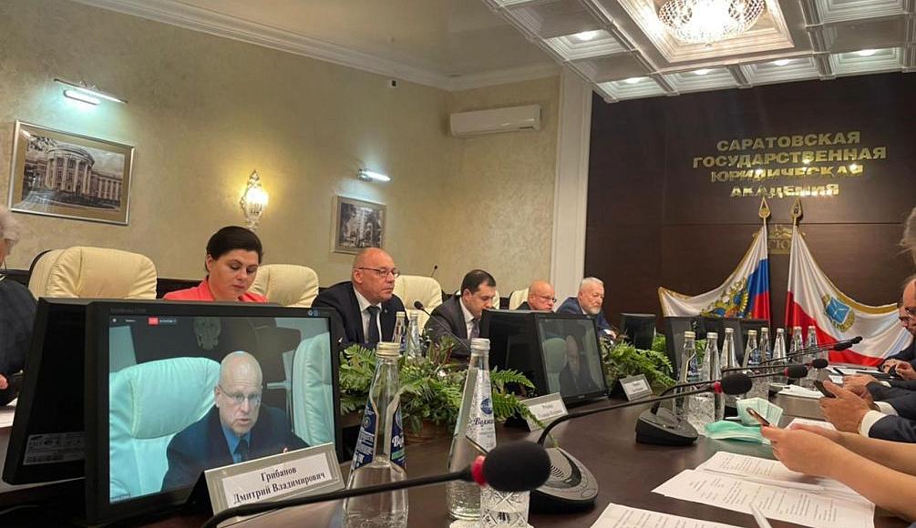 Представители АЮР  приняли участие в  заседании Президиума Ассоциации юридического образования