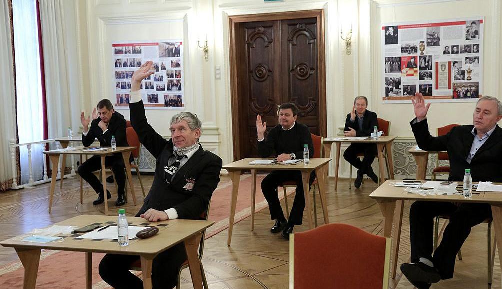 Председатель Московского отделения АЮР Виктор  Вайпан избран Президентом Ассоциации шахматных федераций